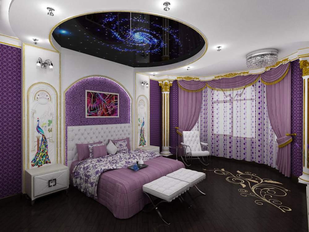 Заказать Дизайн спальни в Баку