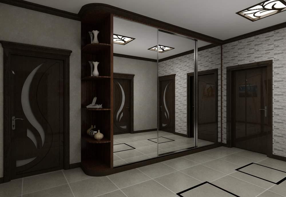Заказать Дизайн прихожей и холла в Баку