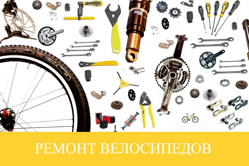 Заказать Champion Ремонт велосипедов