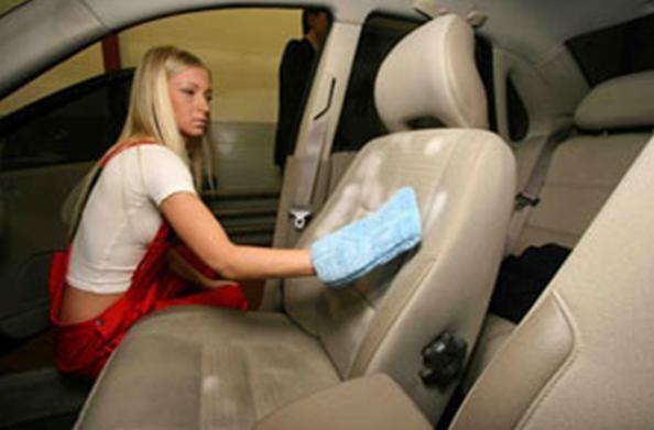 Как почистить автосидения в домашних условиях