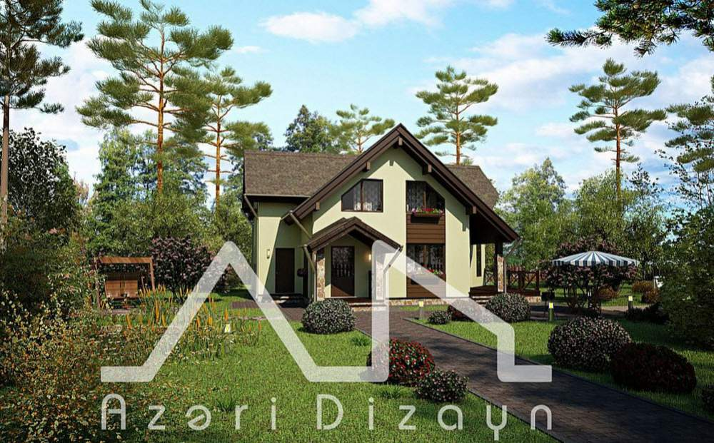 Order Construction of country houses