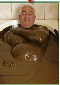 Заказать Грязевые ванны
