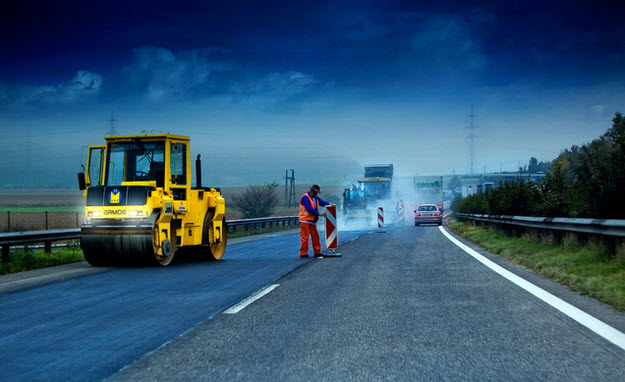 Строительство дорог  Modern Servis, MMC