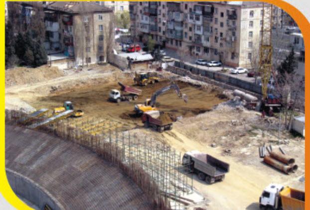 Строительство фундаментов  Modern Servis, MMC