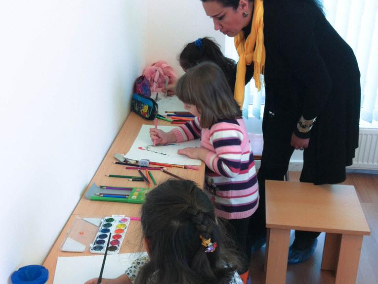 Детский сад общеразвивающего вида Vertikal Art Studio