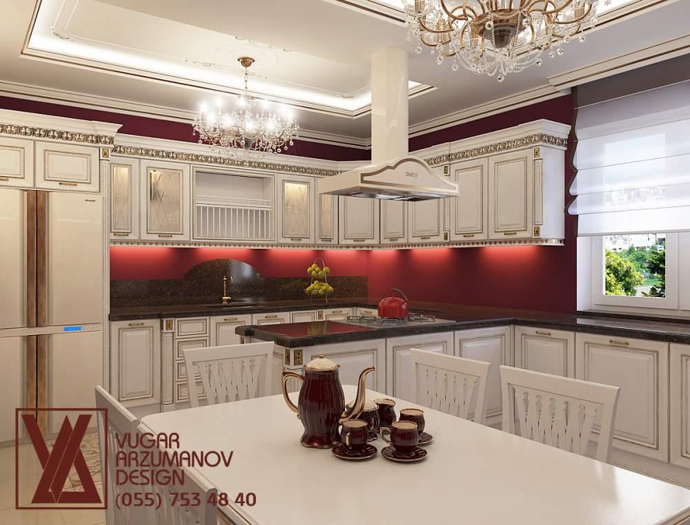 Заказать Дизайн в Баку от Vugar Arzumanov Design