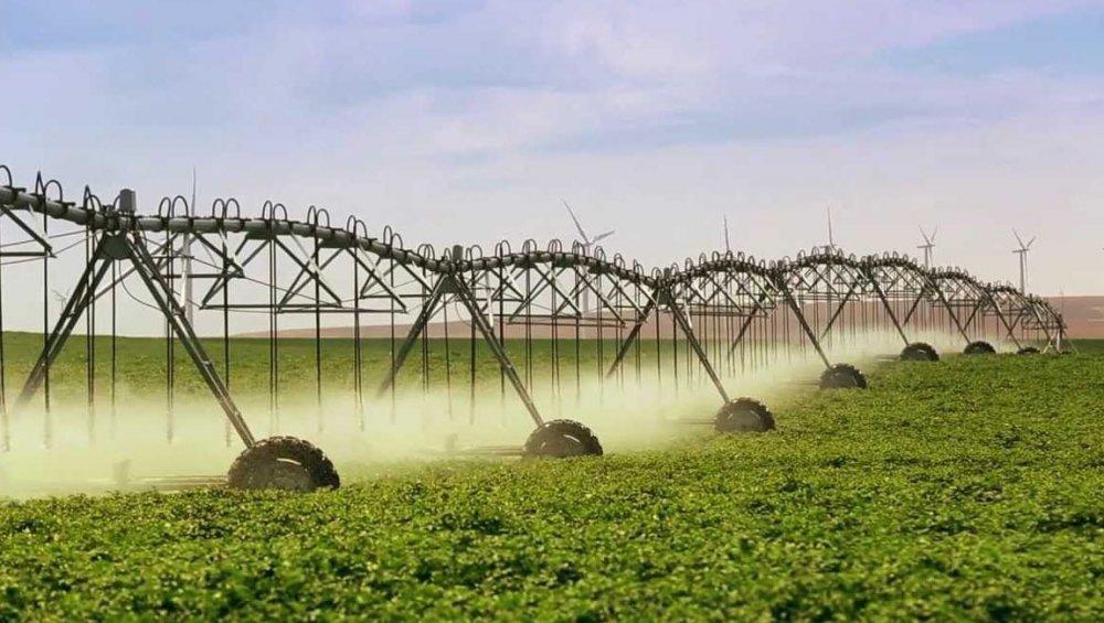 Полив сельскохозяйственных культур