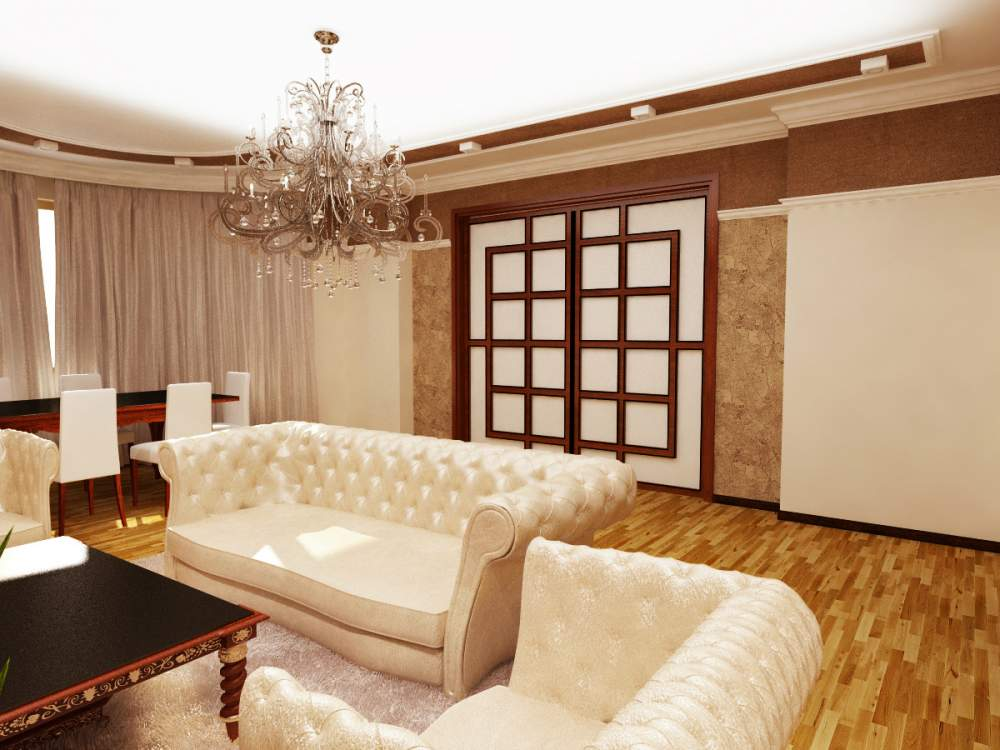Reparasjon av leiligheter