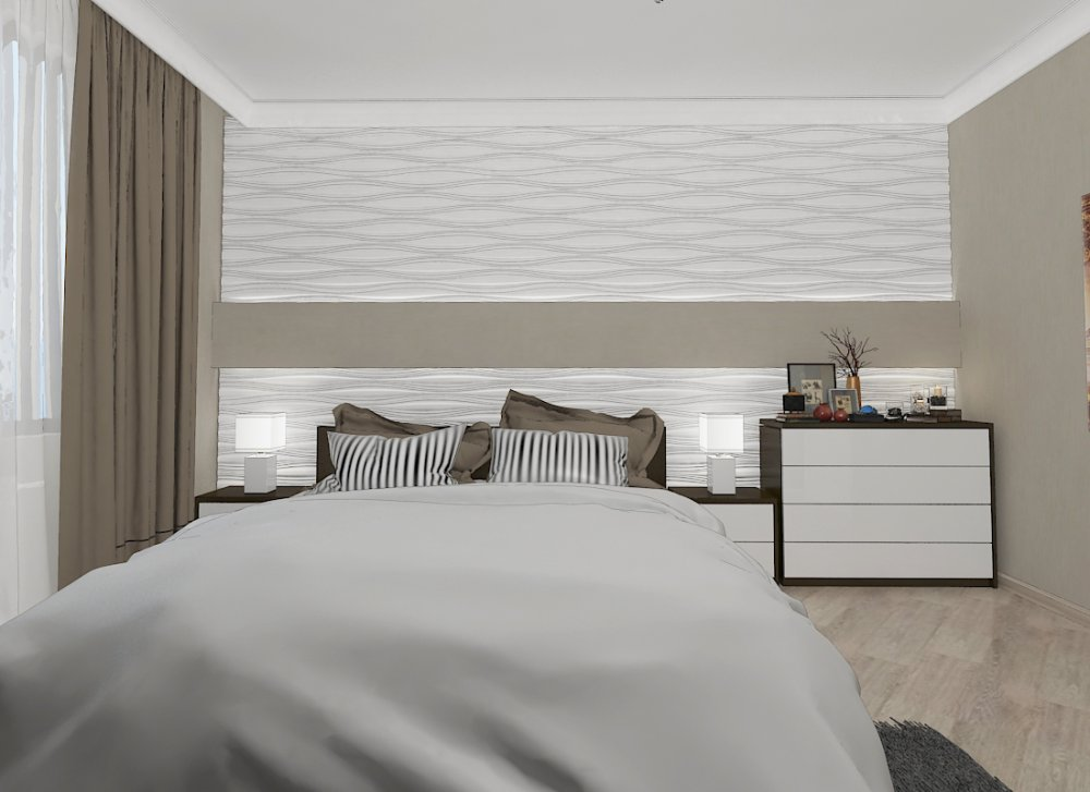 Order Design of the Bedroom