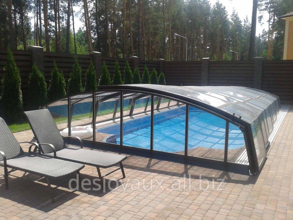Заказать Строительство павильона для бассейна