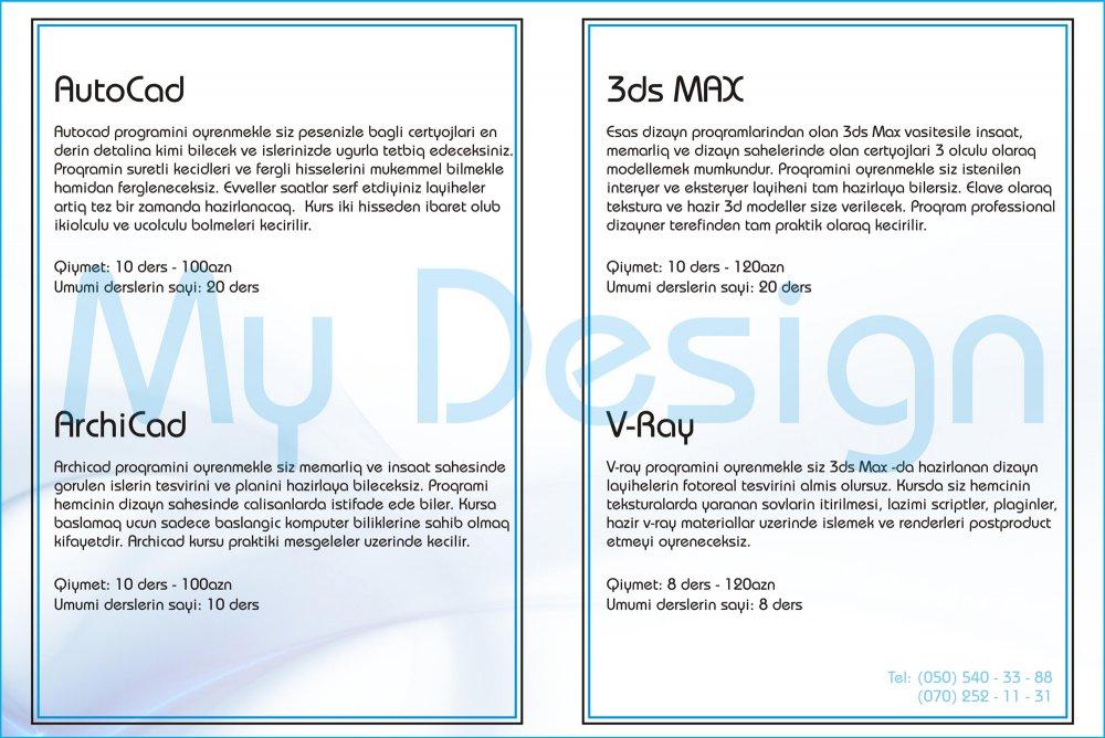 Order Interyer v Eksteryer dizayn