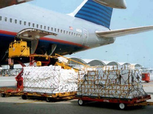 Заказать Авиаперевозка грузов