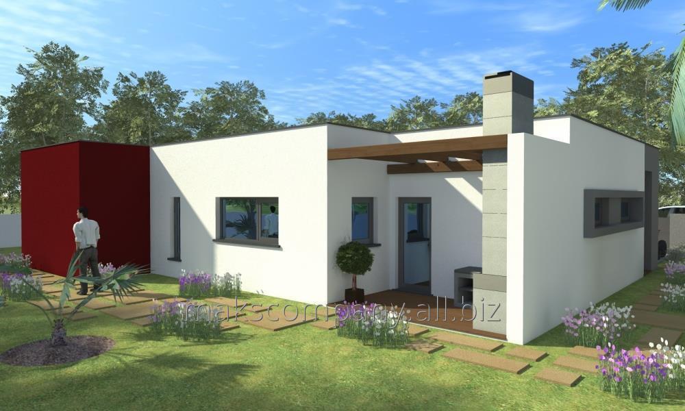 Заказать Строительство загородных домов