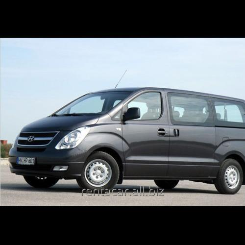 Заказать Аренда Hyundai H1