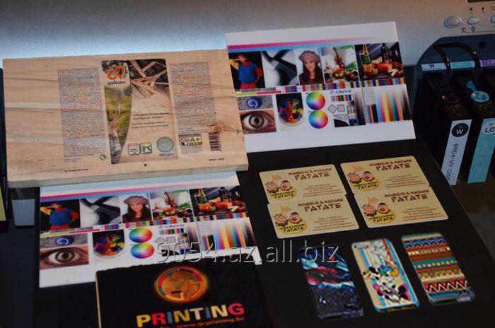 Заказать Печать на промо продукциях