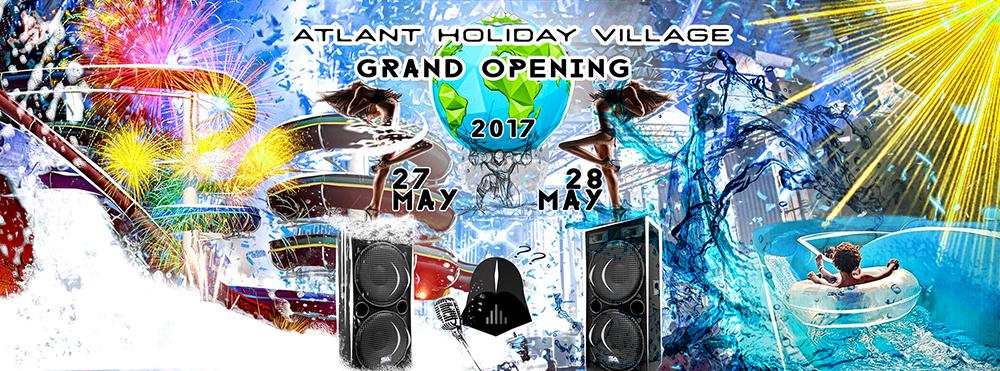 Заказать Atlant Holiday Village приглашает на жаркое открытие летнего сезона 2017 в Азербайджан.
