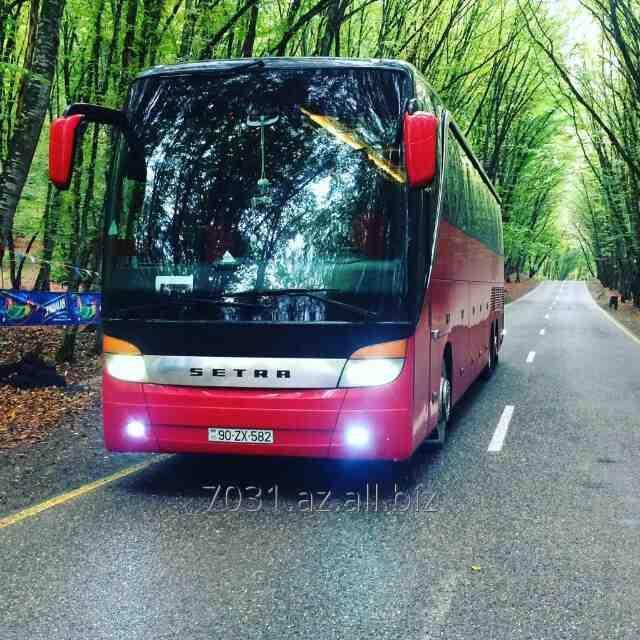 Заказать Автобусы в аренду, транспортное обслуживание