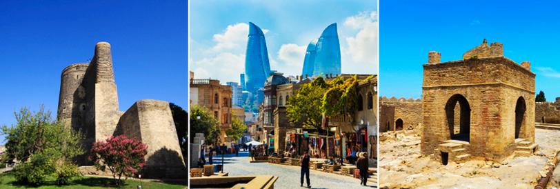 Заказать Туры по Азербайджану