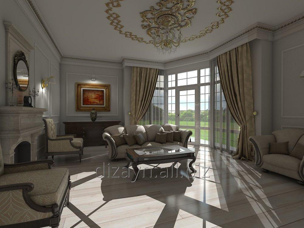 Заказать Дизайн интерьера квартир и индивидуальных домов