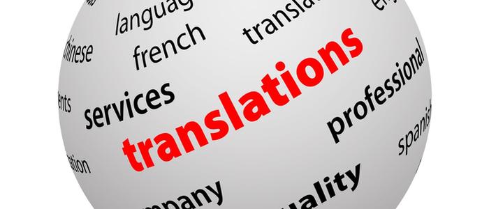 Заказать Письменные переводы текстов и документов