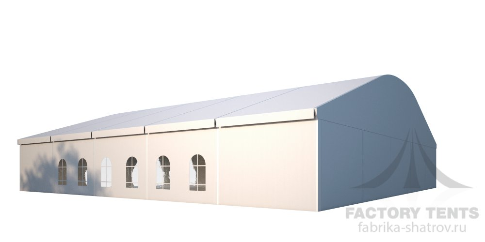 Order Rent of a tent for actions 25х25
