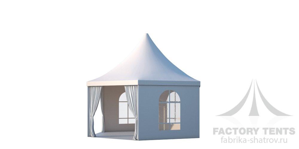 Заказать Аренда шестигранного шатра стандарт Диаметр 6м