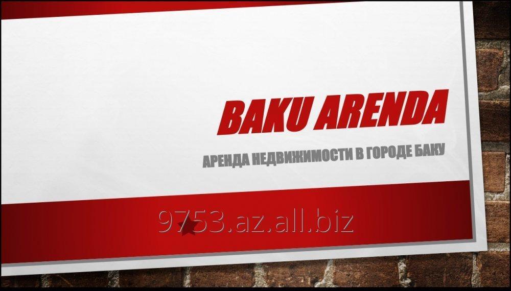 Заказать Посуточная, помесячная, квартира в аренду в Баку. Центр, удобное месторасположение Baku arenda