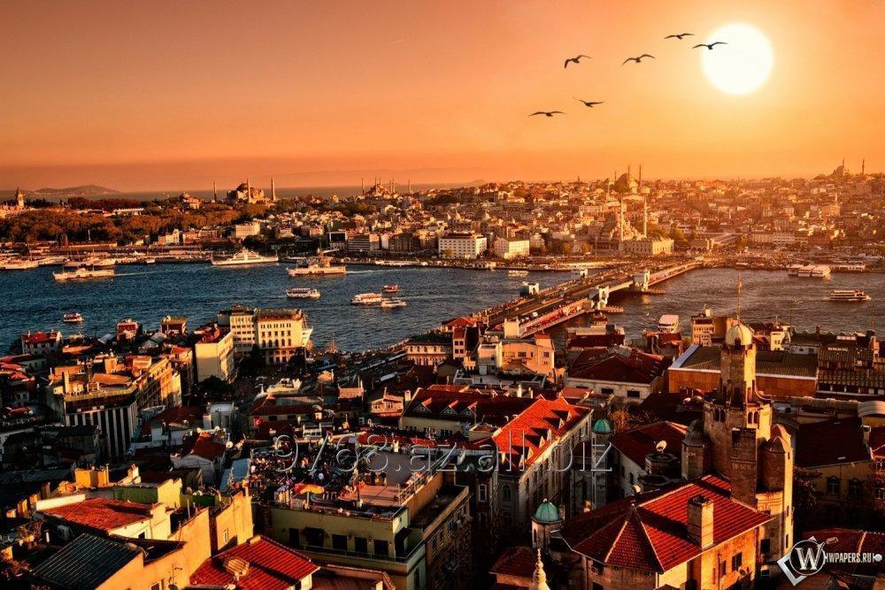 Заказать Yeni İl İstambulda