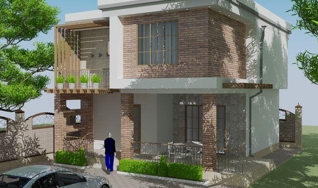 Order Preliminary design of interior