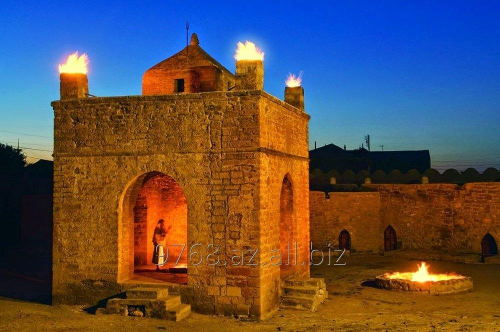 Заказать Тур в Баку 5 ночей
