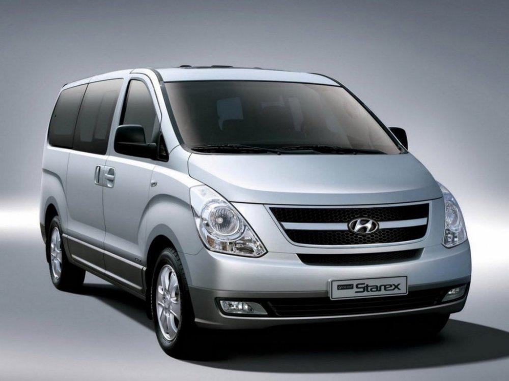 Заказать Аренда микроавтобуса Hyundai H1