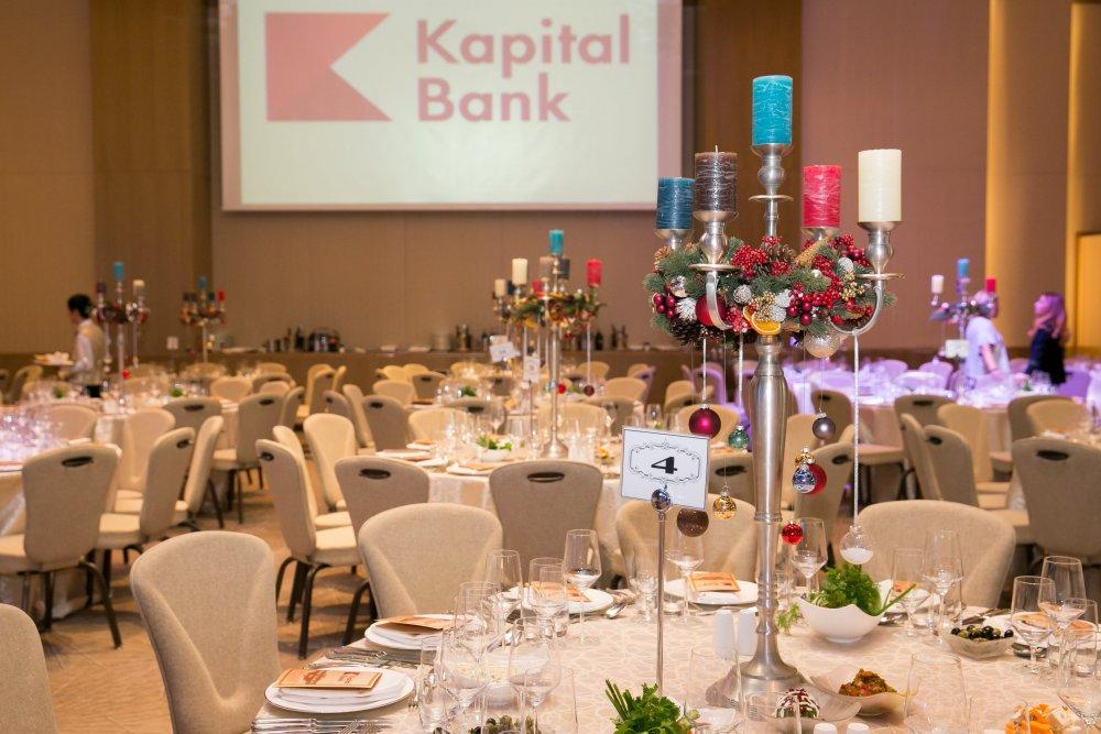 Заказать Kапитал Банк — Корпоративная вечеринка 2015