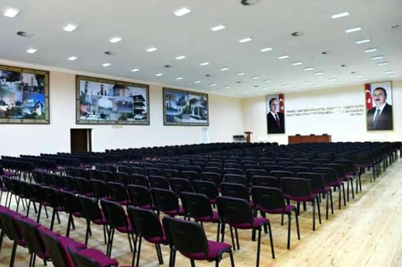 Заказать Дизайн интерьера конференцзала
