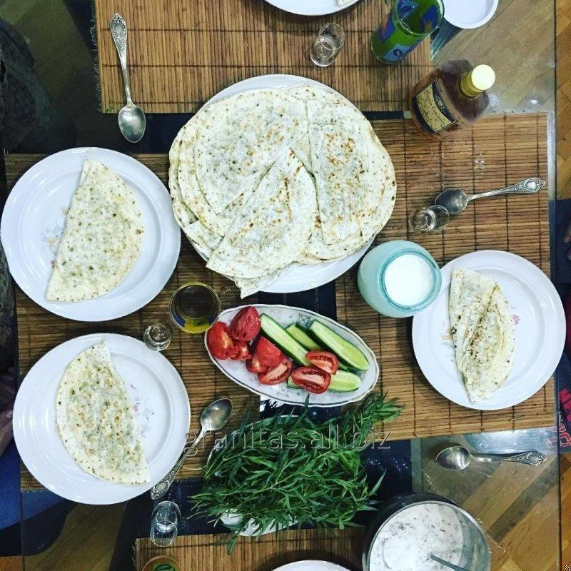 Order Gastronomic Tour in Azerbaijan