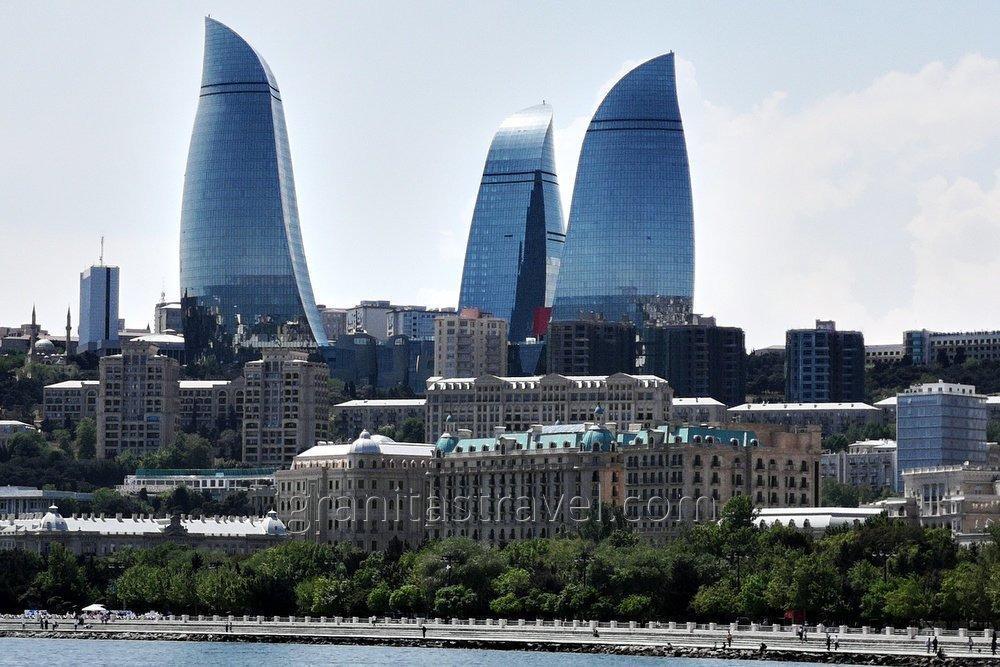 Аренда апартаментов в Баку