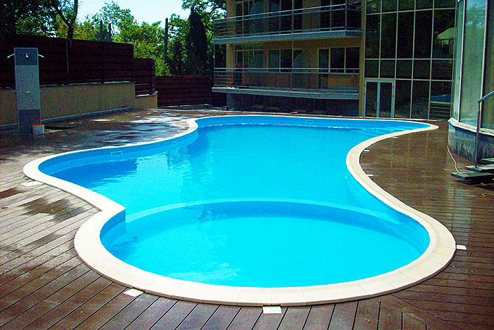 Order Consruction of swimming-pools
