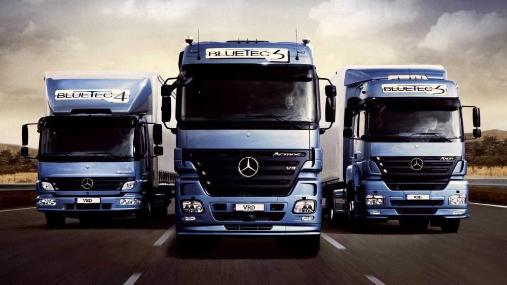 Order Service of Transportation by motor transpor