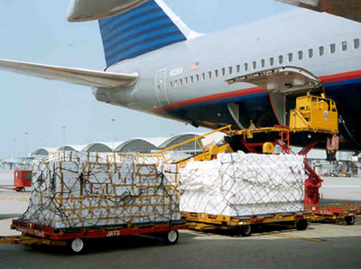 Order Aviation cargo transportation