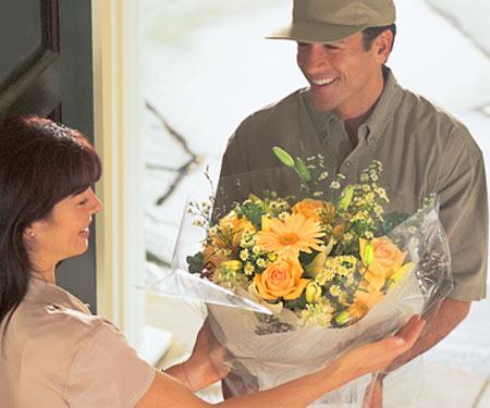 Заказать Доставка цветов по г.Баку