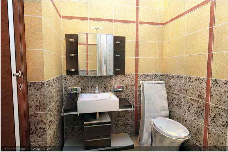 Order Design of bathrooms in Bak