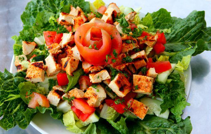 Заказать Приготовление салатов: Insalata di Fitness