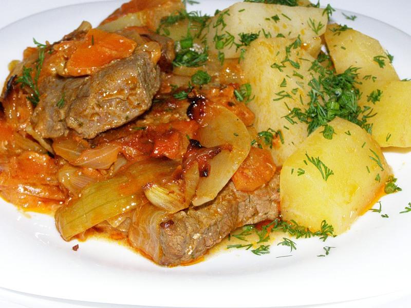 Заказать Приготовление вторых блюд: Горячие блюда / İsti xörəklər
