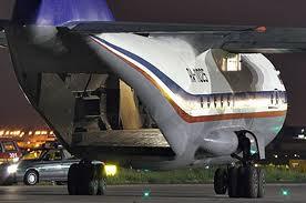 Order Freight air transportation