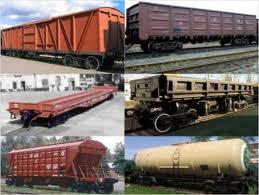 Order Rail transportation