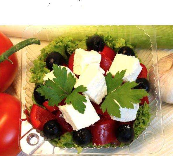 Заказать Приготовление блюд: салат Фета
