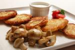 Заказать Приготовление закусок: Горячие закуски