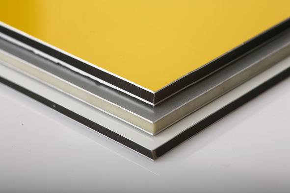Заказать Монтаж алюминиевых композитных панелей