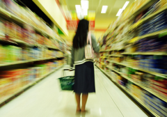 Обеспечение торговым оборудованием супермарке