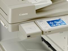 Service of the copy and multiplying devices Canon