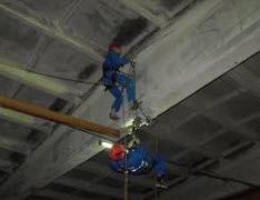 Anticorrosive protection of concrete constructions